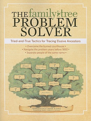 The Family Tree Problem Solver By Rising, Marsha Hoffman
